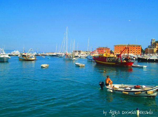 port santa margherita ligure liguria
