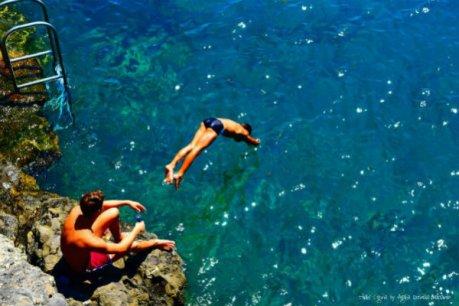 morze portofino liguria
