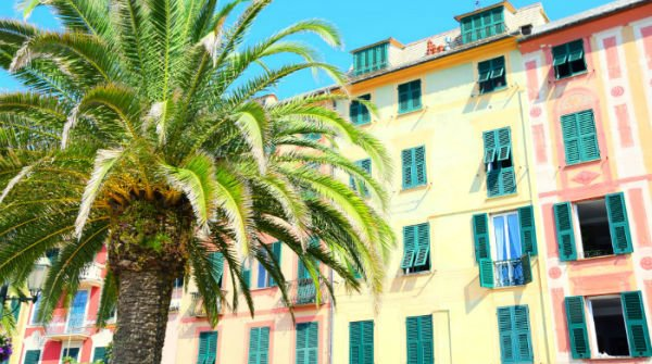 santa margherita ligure liguria italy