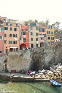 riomaggiore, cinque,terre,liguria,italia