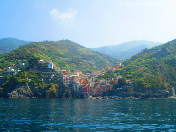 Riomaggiore, gdzie zaczyna się szlak zakochanych