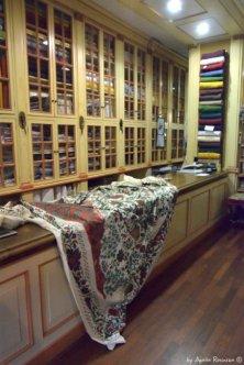 Rivara shop counter