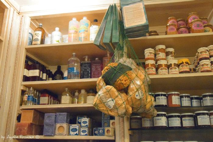 grocer's shop Genoa