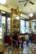 tables in Marescotti shop