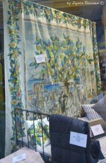 Luzzati in shop window
