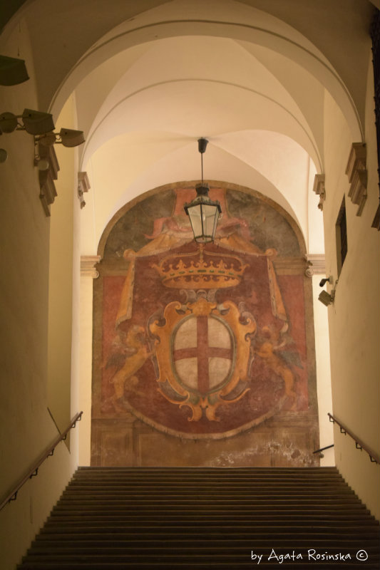 another symbol of Genoa
