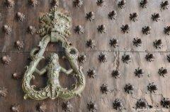 door of Palazzo Ducale