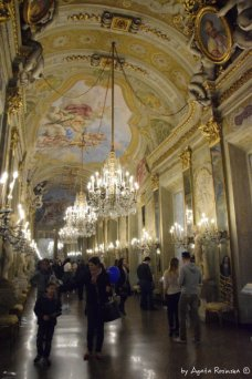 interiors of Rolli Palace