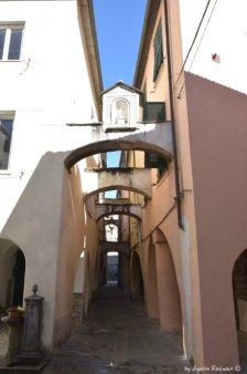 the center of Varese Ligure