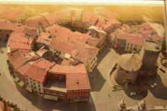 view on borgo rotondo