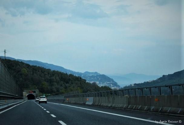 10 rzeczy, które należy wiedzieć o liguryjskich autostradach!