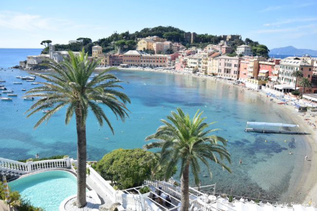 Sestri Levante, the fairytale town of Andersen!
