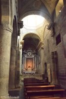 cathedral interiors Albenga