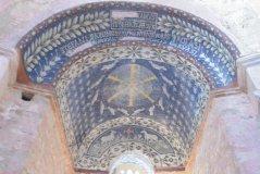 mosaic in Albenga