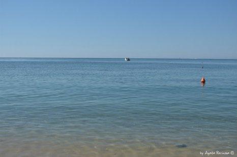 Baia Blu sea