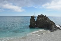 Fegina beach