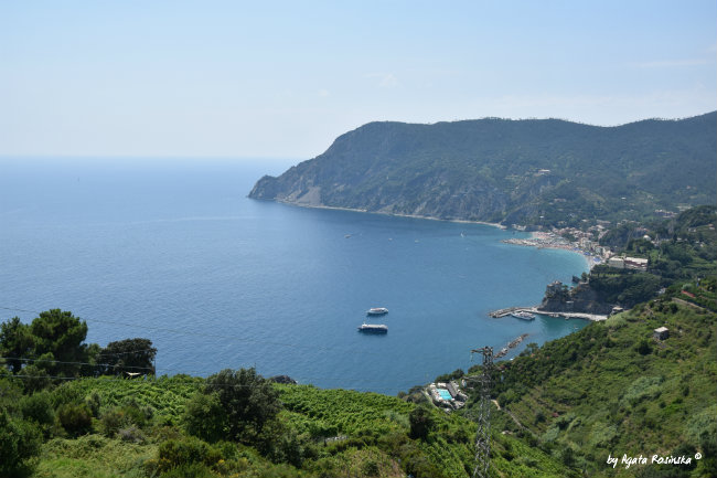 bay of Monterosso