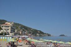 beach Alassio