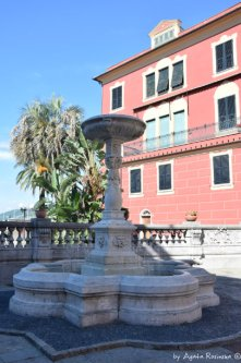 fountain Sestri Levante