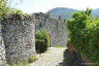 medieval walls Levanto