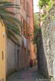 narrow streets Levanto