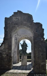 ruins of Saint. Catherin Oratory
