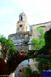 church tower Bussana Vecchia