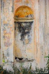 wall Bussana Vecchia