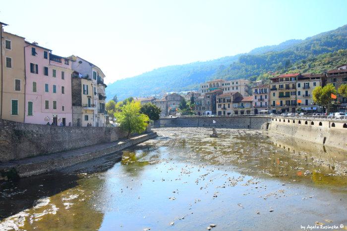 view from the bridge Dolceacqua