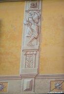 fake sculpture Chiavari