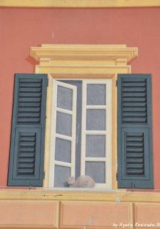 fake window Liguria