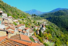 panorama of Apricale