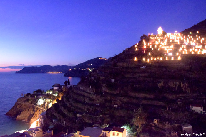 Cinque Terre and the biggest Christmas crib in the world!