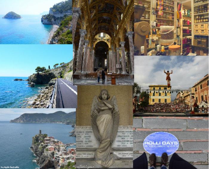 10 darmowych atrakcji turystycznych w Ligurii!