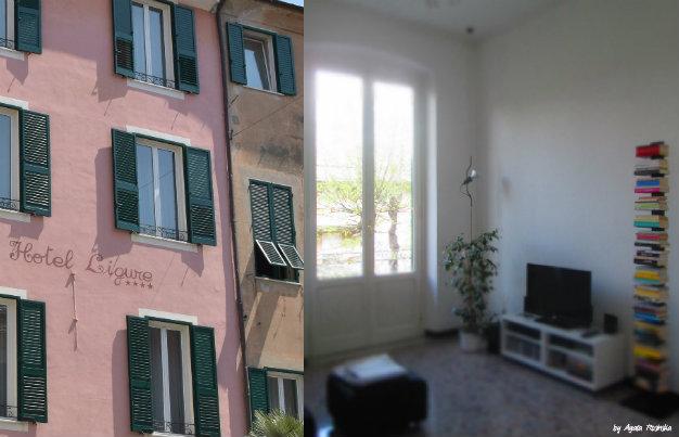 Gdzie spać w Ligurii: kwatera vs hotel?