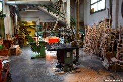 Podesta factory in Chiavari