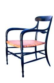 campanino armchair by Casoni book