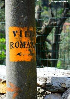 indications to villa romana