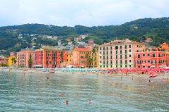 Laigueglia coastline