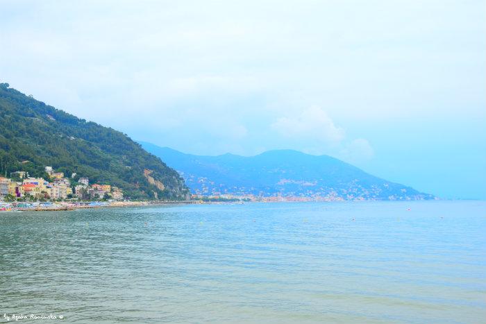 coast of Ponente Ligure