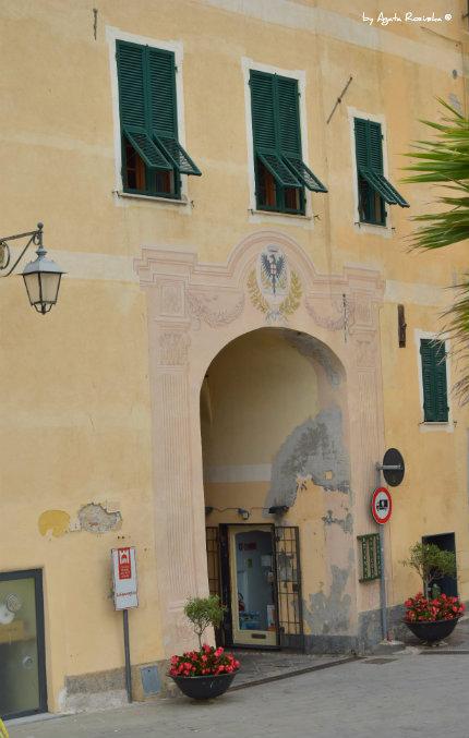 gate of Laigueglia