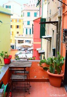 terrace Boccadasse
