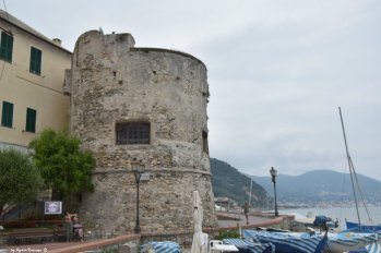tower of Laigueglia