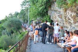 bar Punta Chiappa Liguria