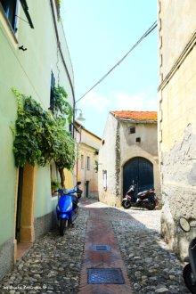 Borgio streets