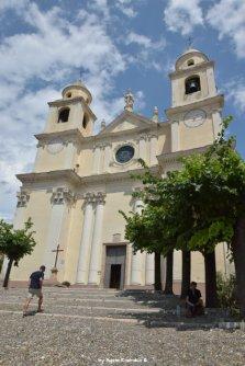 saint peters church in Borgio