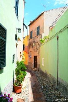 street of Borgio