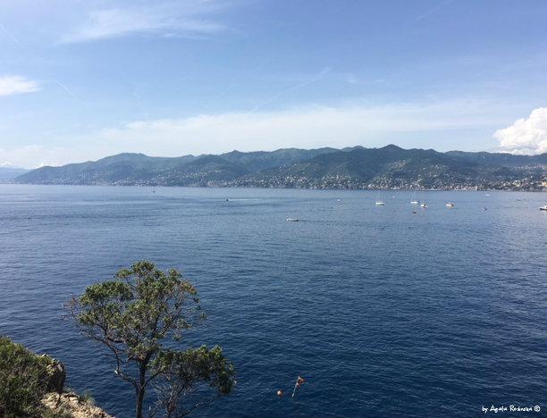 Punta Chiappa, miejsce które oczarowało Lorda Byrona :)