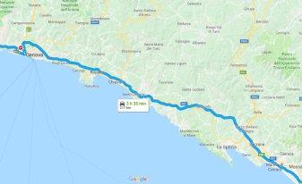 eastern Italy-western Liguria