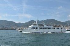 ferry to Tino island